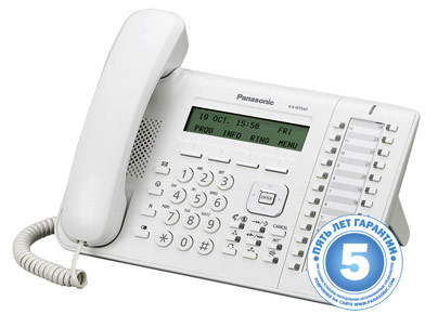 7342ff69045 KX-NT543RU - системный IP телефон Panasonic — Официальный сайт компании  East Line Telekom
